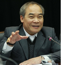 Nguyễn Vinh Hiển, Chủ tịch Hội đồng quản lý Quỹ, Nguyên thứ trưởng Bộ Giáo dục và Đào tạo